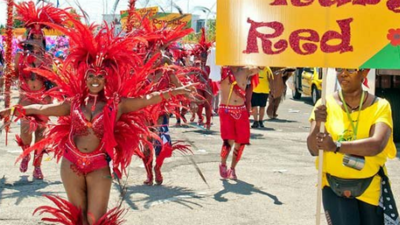 Why Nothing's Like Playing Mas at Caribana