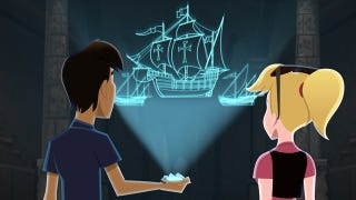 Illustration for article titled Lost Treasure Hunt Wants To Make Learning History Fun