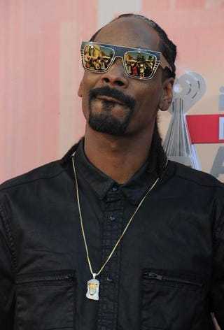 Snoop DoggVALERIE MACON/AFP/Getty Images