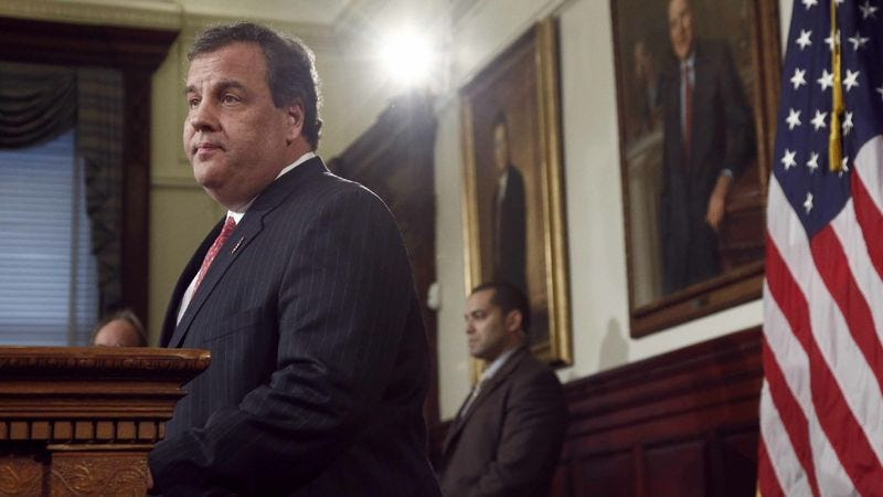 Illustration for article titled Voters Shocked Christie Botched Such An Easy Political Cover-Up