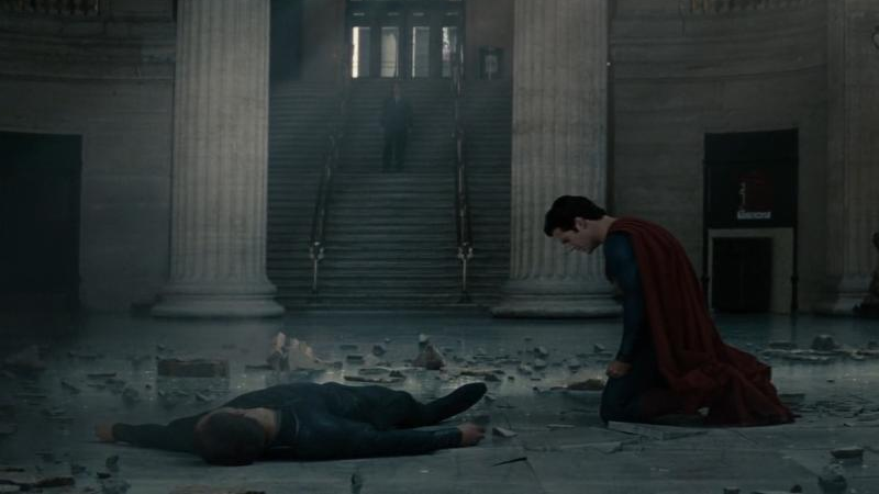 Illustration for article titled Zack Snyder Will Defend Man of Steel's Miserable Ending Until He Doesn't Have To