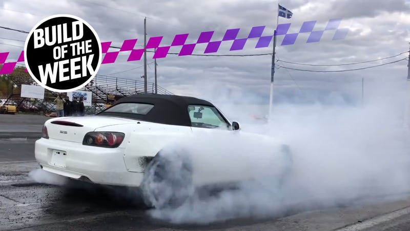 An Electric Swapped Honda S2000 Is Delicious Blasphemy