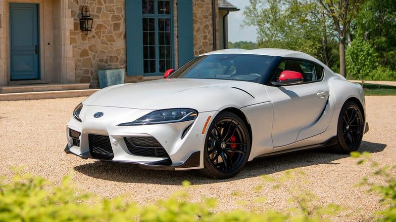 Illustration for article titled The Toyota Supra Is Going To Get More Variants And Extra Power