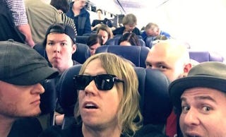 Illustration for article titled Lifehouse Torments Southwest Air Passengers With a Surprise Serenade