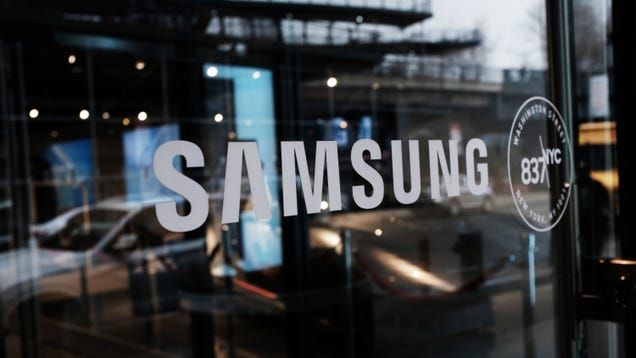 Early App Update Blows Lid Off Even More Samsung Announcements