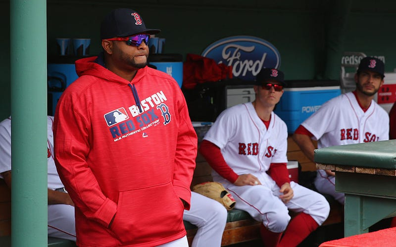 Illustration for article titled Report: Red Sox Happy To Pretend Pablo Sandoval's Injury Isn't Fake