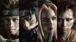 Illustration for article titled The Naruto  Musical Cast Looks Darn Impressive in Costume