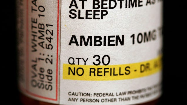 Brain-Injured Man Temporarily Regains Ability to Talk and Walk After Taking Ambien