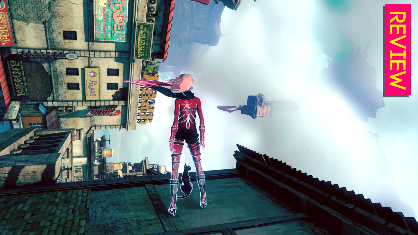 Gravity Rush 2: The Kotaku Review