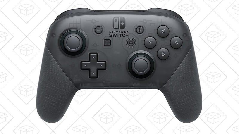 Mando Nintendo Switch Pro   $59   Amazon