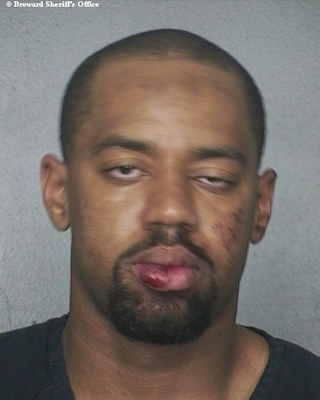 "Illustration for article titled Miami Dolphin Arrested, Tazed For Allegedly ""Touching Females"" At Club"
