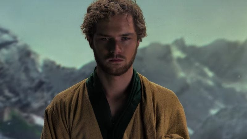 Illustration for article titled Iron Fist gets down to business in new featurette