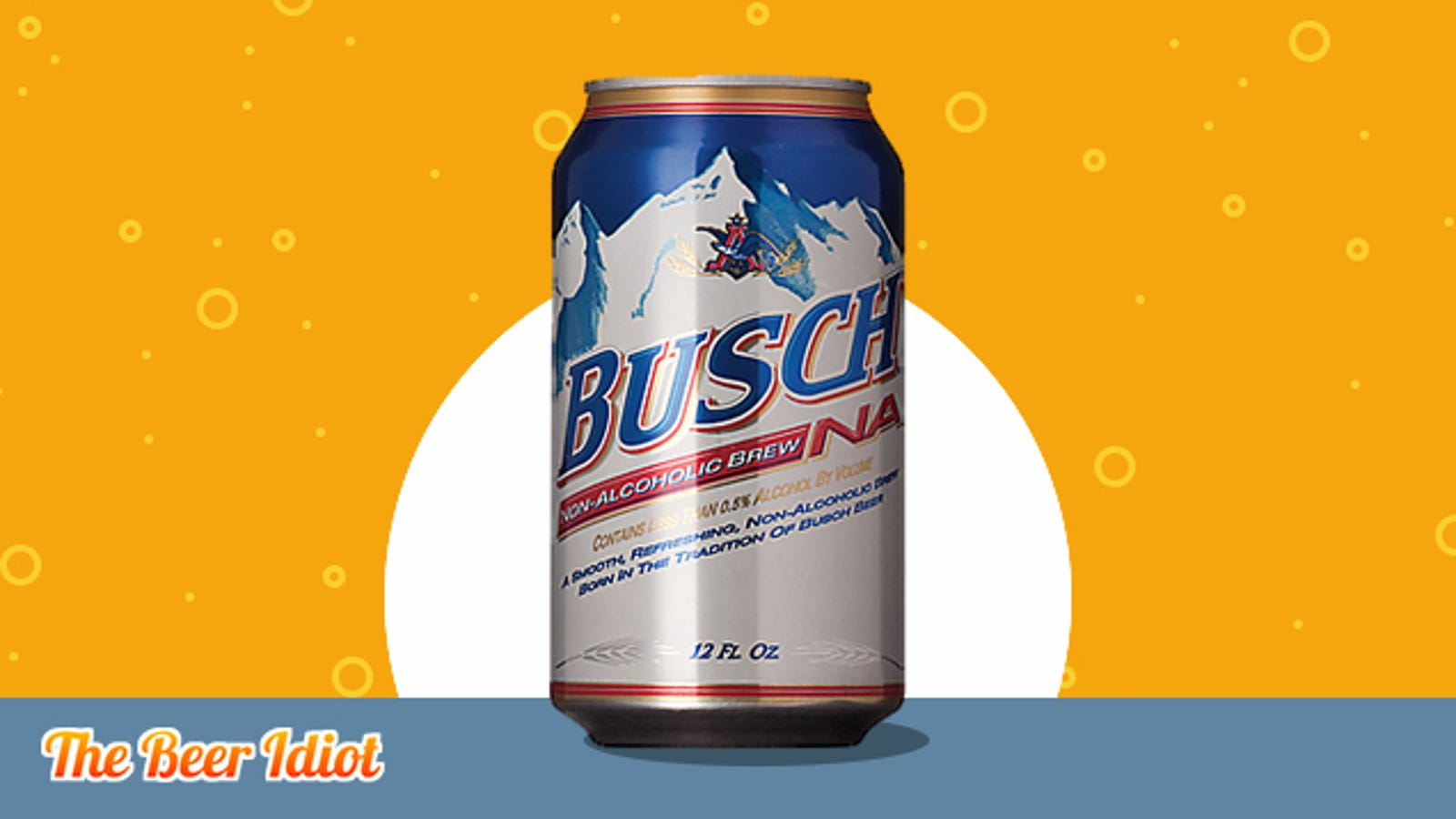 Can Busch Non Alcoholic Beer Get You Drunk