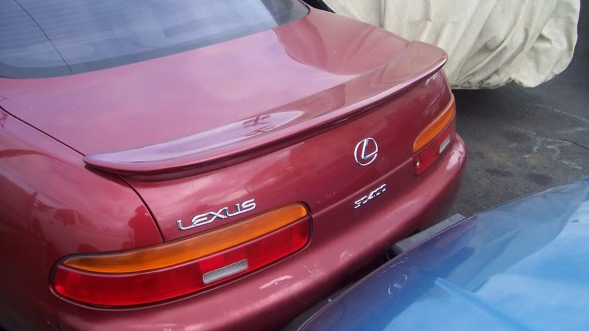 Heres How I Bought The Roughest Lexus Sc300 In Known Universe 1993 Fuse Box