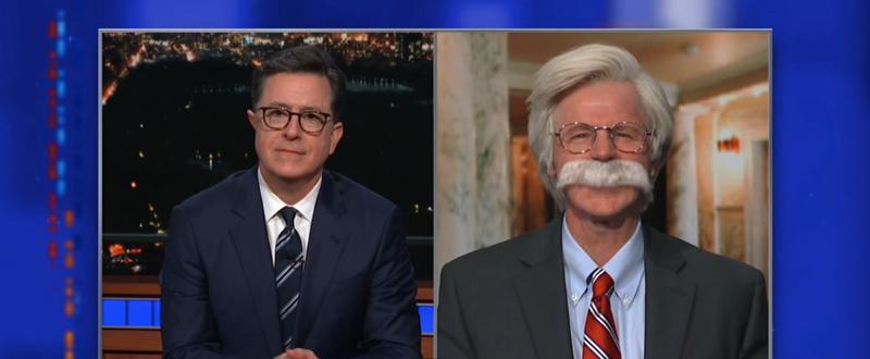 Stephen Colbert, Dana Carvey