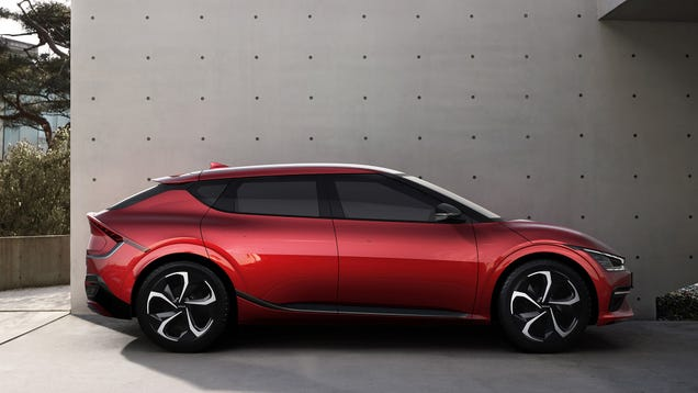 The Kia EV6 Is Proof That Things Are Different Now