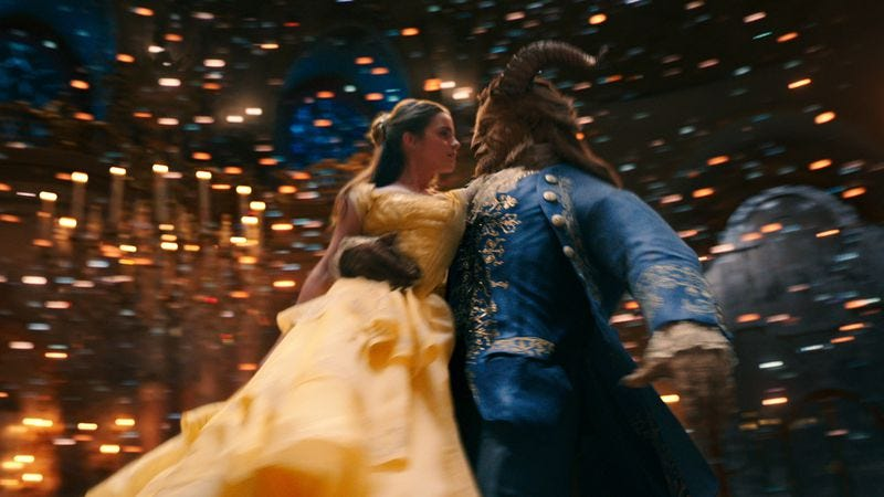 Beauty And The Beast (Photo: Disney)