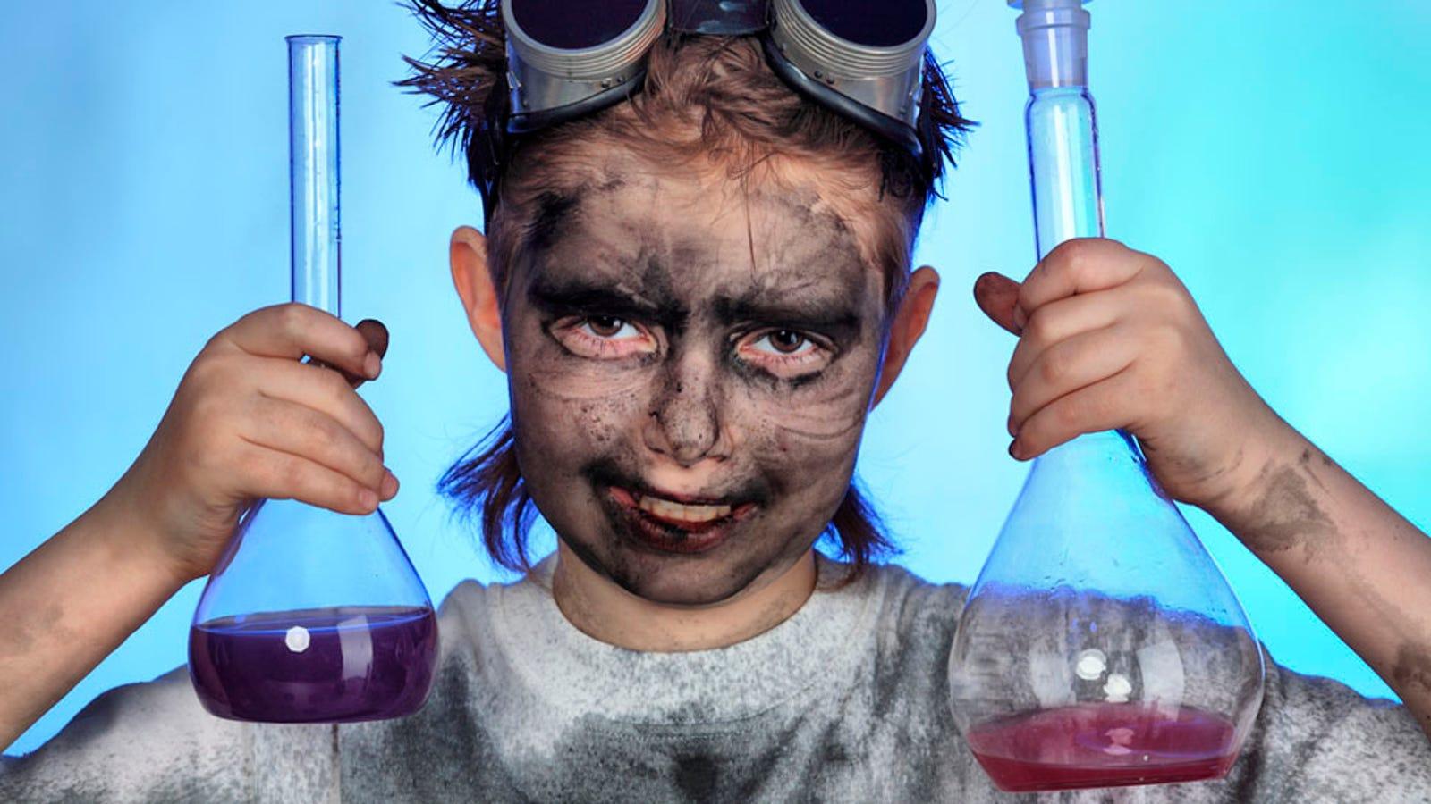 Las reacciones químicas más espectaculares, en vídeo