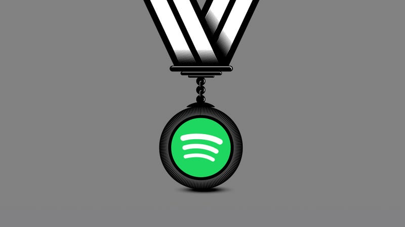 Illustration for article titled Spotify Is the Best Streaming Music Service