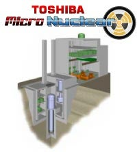 Illustration for article titled Toshiba Builds Personal-Sized Micro Nuclear Reactor? Huh?