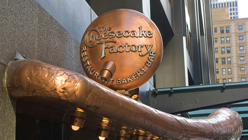 Argus Downgrades Rating On The Cheesecake Factory Incorpor (CAKE) To