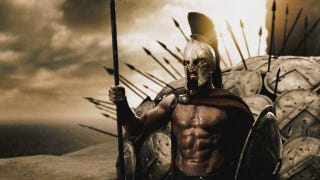 were the spartans truly the greatest warriors of all time