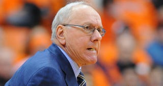 Illustration for article titled NCAA Suspends Jim Boeheim Nine Games, Revokes Scholarships