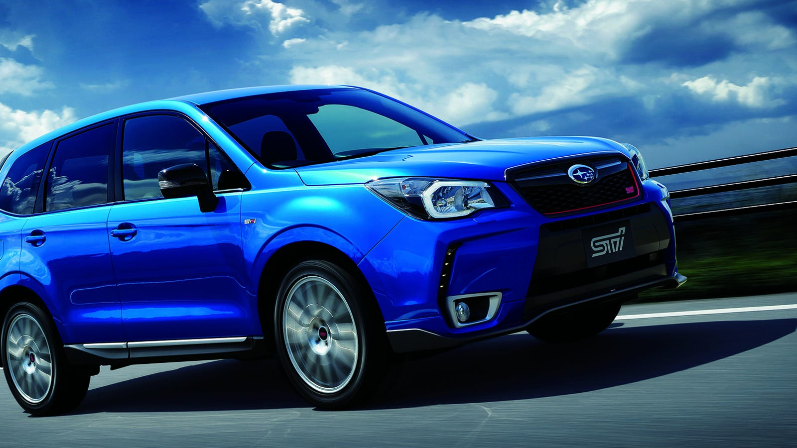 Subaru 2015 subaru forester specs : The 2015 Subaru Forester tS Is The Hottest-Looking Kid Hauler In Japan
