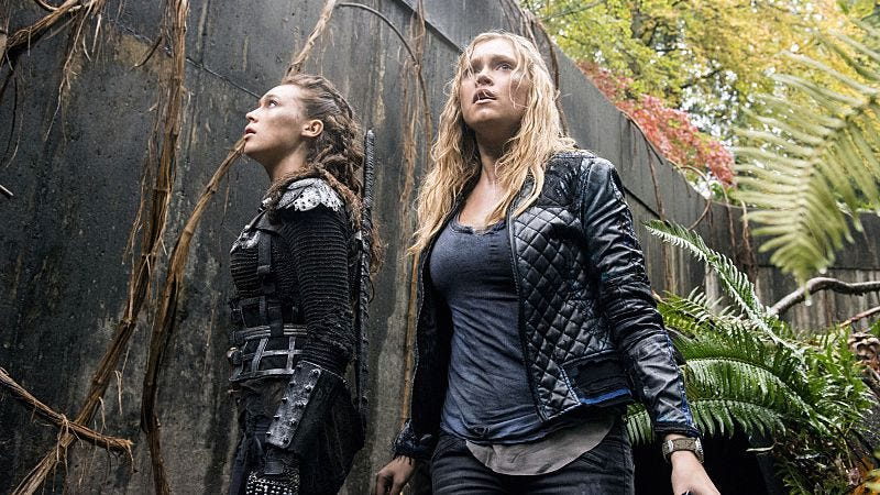 "The 100: ""Survival Of The Fittest"""