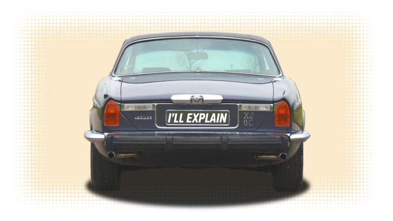 Illustration for article titled This Post About Jaguar Taillights Is So Obscure And Geeky I Can't Believe We're Running It