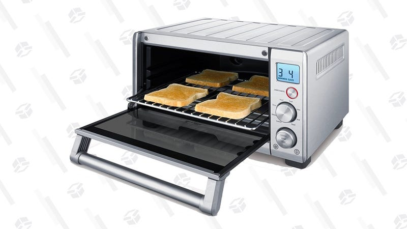 Breville the Compact Smart Oven Stainless Steel | $129 | Amazon