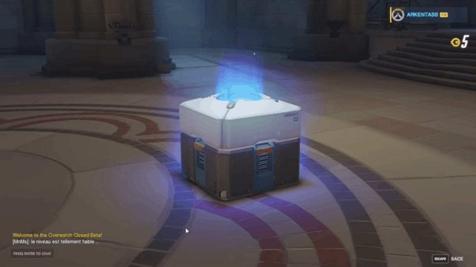 Screw You, Overwatch Loot Boxes