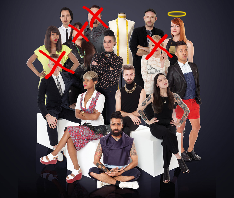 Illustration for article titled Project Runway : All Stars Season IV, Episode 6 Recap