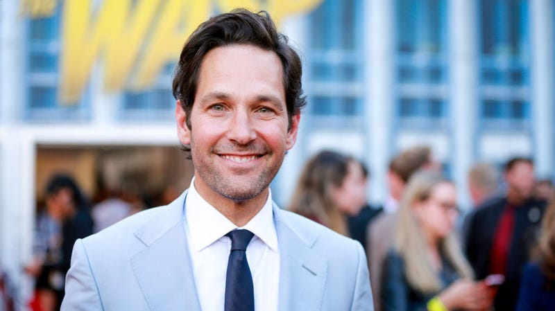 Illustration for article titled Saturday Night Social: Your Longtime Boyfriend Paul Rudd Is Allegedly 50