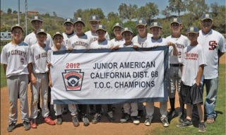 Illustration for article titled Kids Coach Little League Team To Championship
