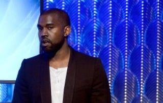 Kanye WestMark Davis/Getty Images
