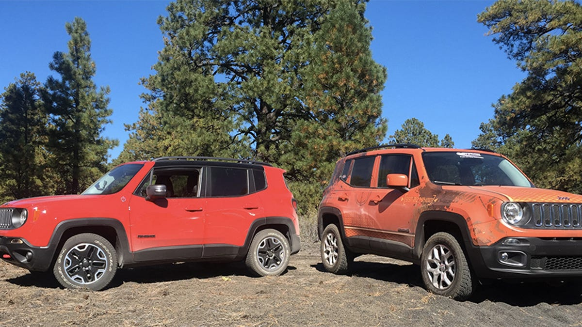 Jacked Up Jeep Renegade >> This Is The Most Hardcore Jeep Renegade Yet