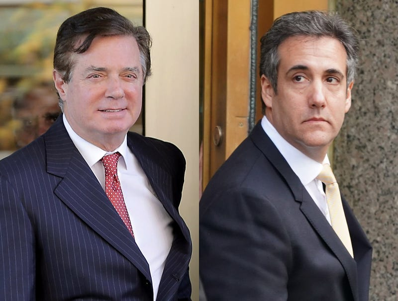 Illustration for article titled Hundreds Of People Exactly Like Manafort, Cohen Enjoy Another Day Without Any Consequences Whatsoever