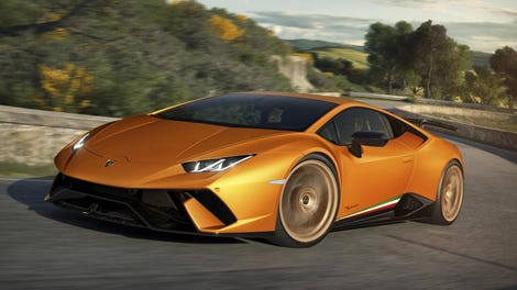 Ordinaire The Lamborghini Huracan Performante Has 631 HP And Crazy Forged Carbon  Active Aero