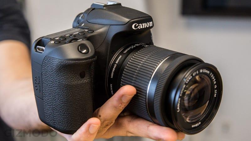 Illustration for article titled Canon EOS 70D: no desearás otra cámara para grabar vídeos perfectos