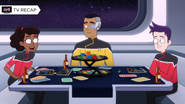 On Lower Decks, Star Trek s Best Expectations Aren t Always What They Seem