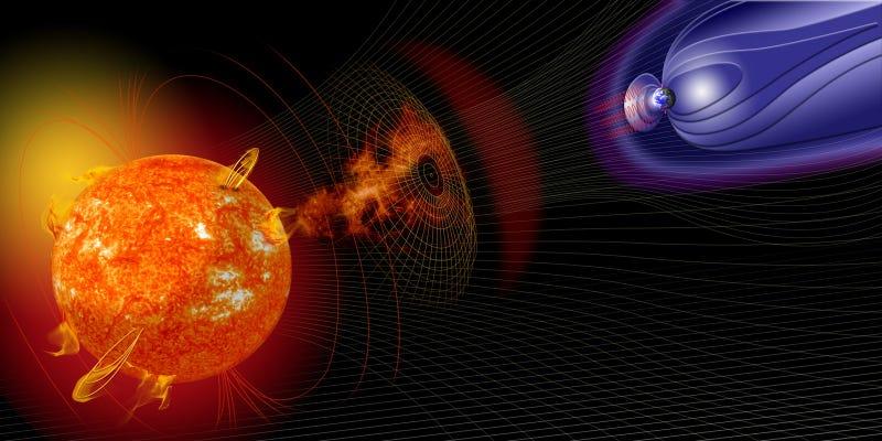 Image: Goddard Space Center, NASA