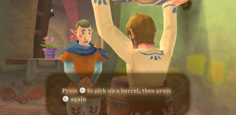 Illustration for article titled Zelda Boss Promises To Stop Overdoing Tutorials