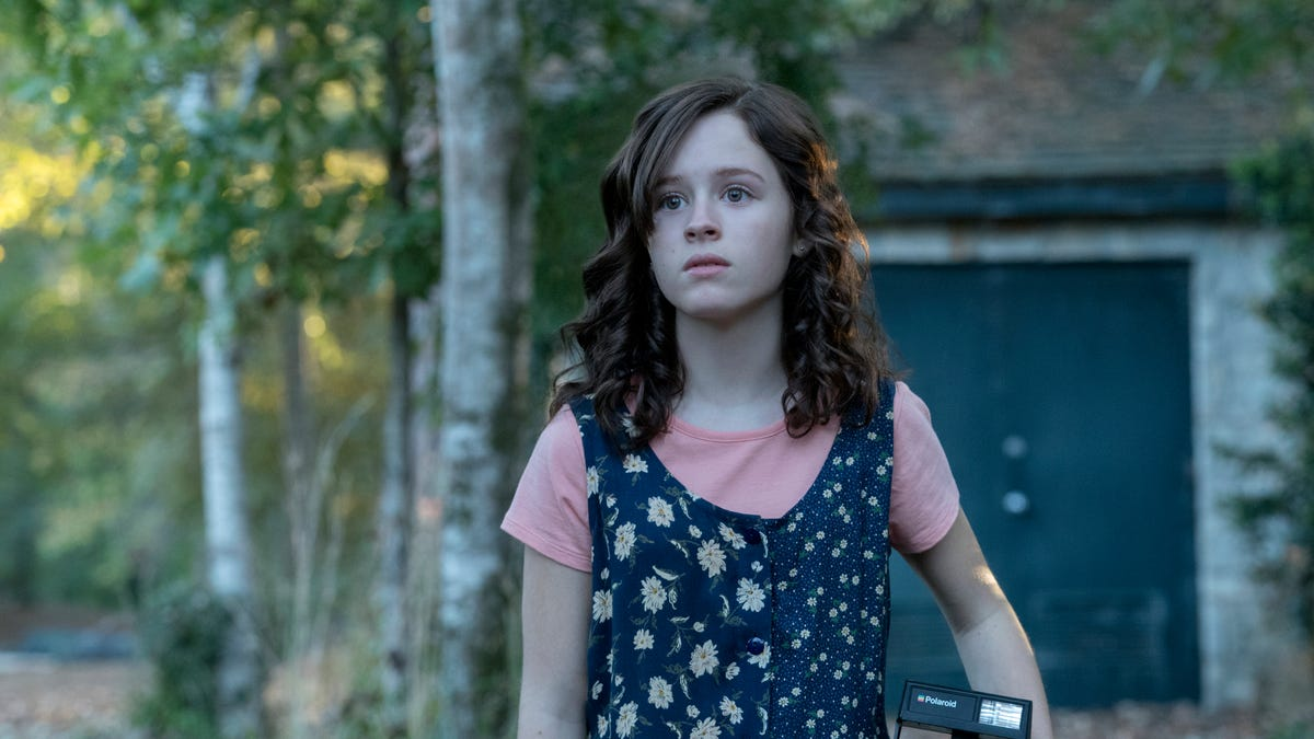 The Haunting Of Hill House focuses on Shirley—no, not that Shirley