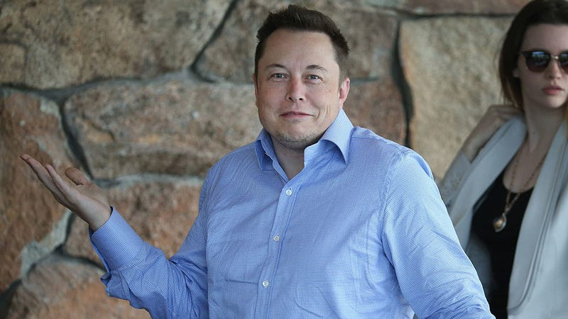 Illustration for article titled Elon Musk Starts Media Business, Possibly Named 'Thud!'
