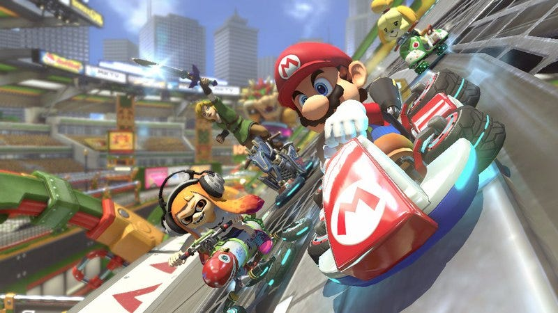 Screenshot: Mario Kart 8/Nintendo