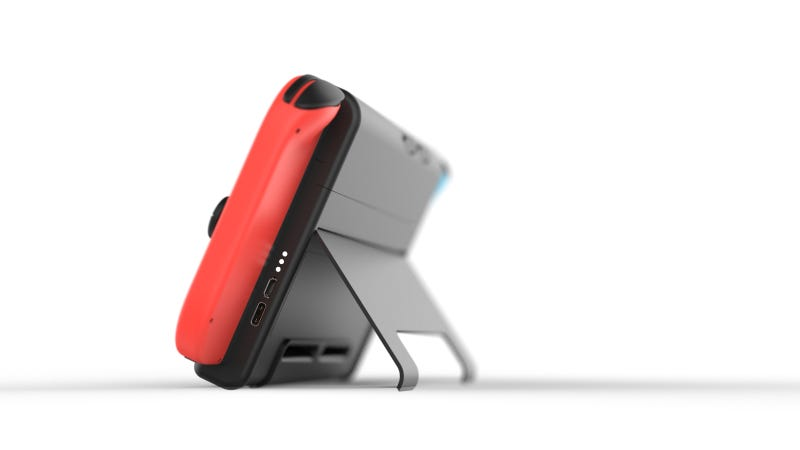 Illustration for article titled Switch Charging Case Could Fix One Of The System's Glaring Design Missteps