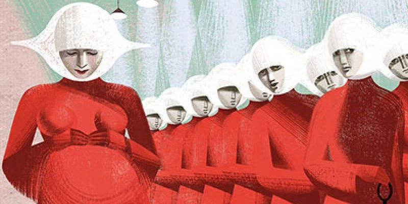 Illustration for article titled Handmaid's Talk (Spoilers)