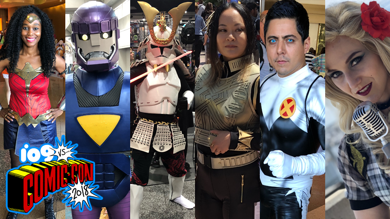 So. Much. Cosplay!!!