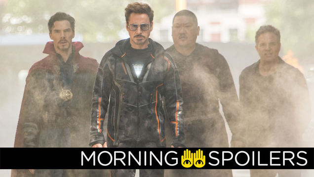 Even More Rumors About Characters Returning for Avengers 4